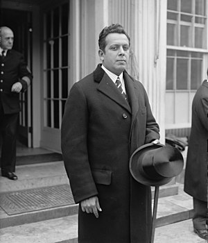 Ezequiel Padilla Peñaloza - Ezequiel Padilla in 1929