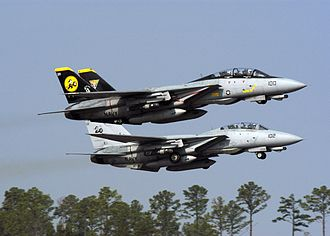 VFA-31 - VF-31 F-14Ds in 2006.
