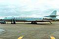 F-BJTU SE.210 Caravelle 10B3 Aero France Intl MAN AUG89 (6151270548).jpg