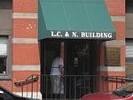 FAB's IMG 4667 Lehigh Coal & Navigation Corp-HQ,Mauch Chunk-Jim Thorpe,PA.JPG