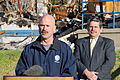 FEMA - 39949 - FEMA FCO at the microphone at a press conference in California.jpg