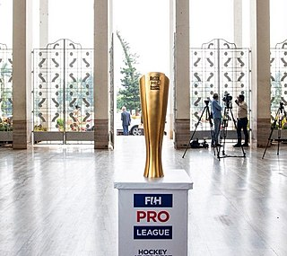 2020 Mens FIH Pro League 2nd edition of the FIH Pro League.