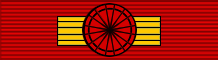 FIN Order of the Lion of Finland 1Class BAR
