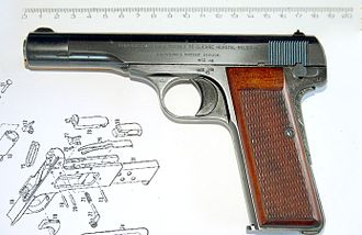 FN Model 1910 - FN Model 1922 7.65mm
