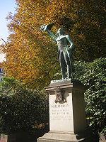 Kellermann-Denkmal in Straßburg (Quelle: Wikimedia)