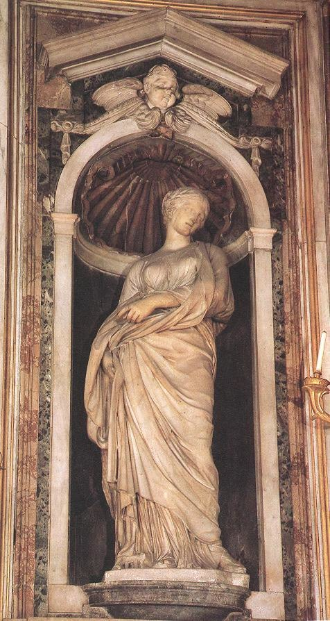 F Duquesnoy Santa Susana 1629 Loreto