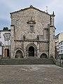 Fachada de los pies de la Iglesia de San Francisco, Vivero.jpg