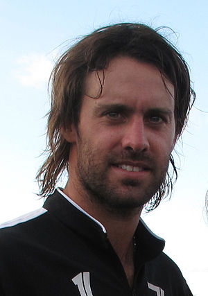 Facundo Pieres - Facundo Pieres, having just won the US Open Polo Championship 2012 with team Zacara.