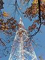 Fall in Richmond. CBS6 tower - panoramio.jpg