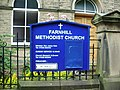 Farnhill Methodist Church, Sign - geograph.org.uk - 880739.jpg