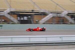 Ferrari F1-2000 - Image: Ferrari Early 90's 3