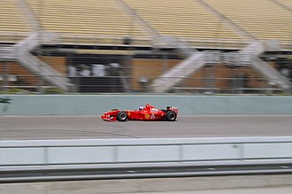 Ferrari F1-2000 - Image: Ferrari Early 90's 3