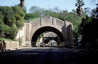 Arroyo Seco Parkway - The Figueroa Street Tunnels