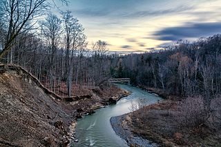 Rouge River (Ontario) river in Ontario, Canada