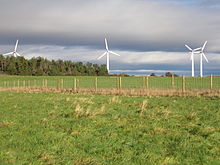 What economic issue that is linked to wind energy could I write about for a long essay?