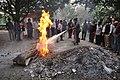 Fire Extinguisher Demonstration - NCSM - Kolkata 2018-01-04 7352.JPG