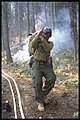 Firefighter carrying hose 2000 (26643124243).jpg