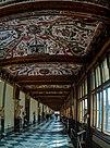 Firenze - Florence - Galleria degli Uffizi - Vasari Corridor 1566 - ICE Photocompilation Viewing SSW & Up.jpg