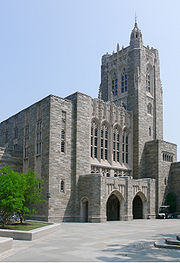Firestone Library Princeton front