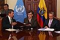 Firma de Convenios de Cooperación en materia de drogas entre Ecuador y la Oficina de las NNUU contra la droga y el delito-ONUDD (5512916942).jpg