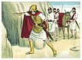 First Book of Samuel Chapter 24-1 (Bible Illustrations by Sweet Media).jpg
