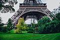 First floor of the Eiffel Tower, Paris September 2013.jpg