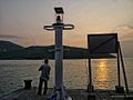 Fishing at sunset in Ma Wan (8095411620).jpg