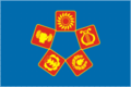 Flag of Lyubertsy (Moscow oblast).png