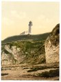 Flamborough, lighthouse, Yorkshire, England-LCCN2002708307.tif