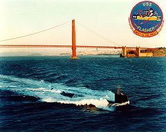 USS Flasher (SSN-613)