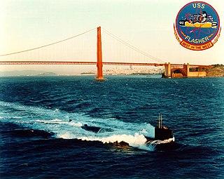 USS <i>Flasher</i> (SSN-613)