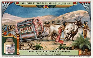 Liebig's Extract of Meat Company - French Advertising for Liebig's Extract of Meat, c. 1900