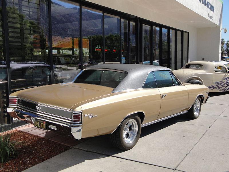 File:Flickr - DVS1mn - 67 Chevrolet Chevelle SS.jpg