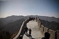 Flickr - Shinrya - Top of the Great Wall at Badaling.jpg