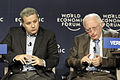 Flickr - World Economic Forum - Ali Faramawy, Günter Verheugen - World Economic Forum Turkey 2008.jpg