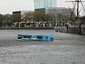 Floating Dutchman near Nederlands Scheepvaartmuseum in October 2011.JPG