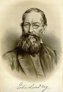 John Lindley English botanist, gardener and orchidologist (1799–1865)