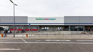 Airport in Rhineland-Palatinate, Germany