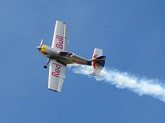 Zlín Z-50 - Z-50LX flown by The Flying Bulls Aerobatics Team