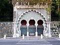 Fontaine Mauresque à Sintra, région de Lisbonne, Portugal.JPG