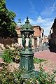 Fontaine Place du Professeur Pierre-François Combes Toulouse.JPG