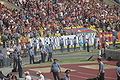 Football banner in memory of the murdered Yuri Volkov.jpg