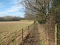 Footpath towards Fordcombe Road - geograph.org.uk - 1733901.jpg