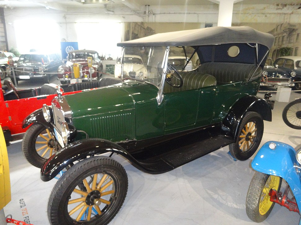 Ford, model T, 1925, USA, 01