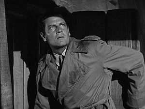 Joel McCrea - McCrea in Alfred Hitchcock's Foreign Correspondent (1940)