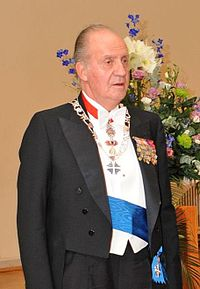 Formal dinner in honour of King Juan Carlos 2