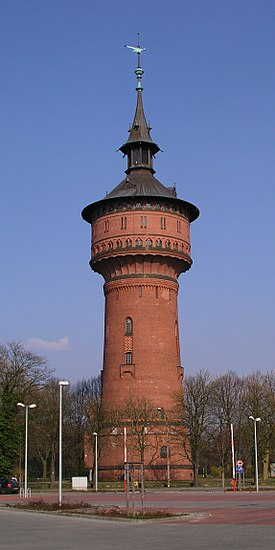 Forst water tower 2009.jpg