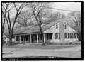 Fort Howard Hospital, Chestnut Avenue and Kellogg Street, Green Bay, Brown County, WI HABS WIS,5-GREBA,2-1.tif