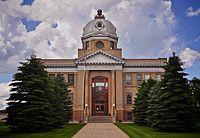 Foster County Courthouse, Carrington, North Dakota.jpg