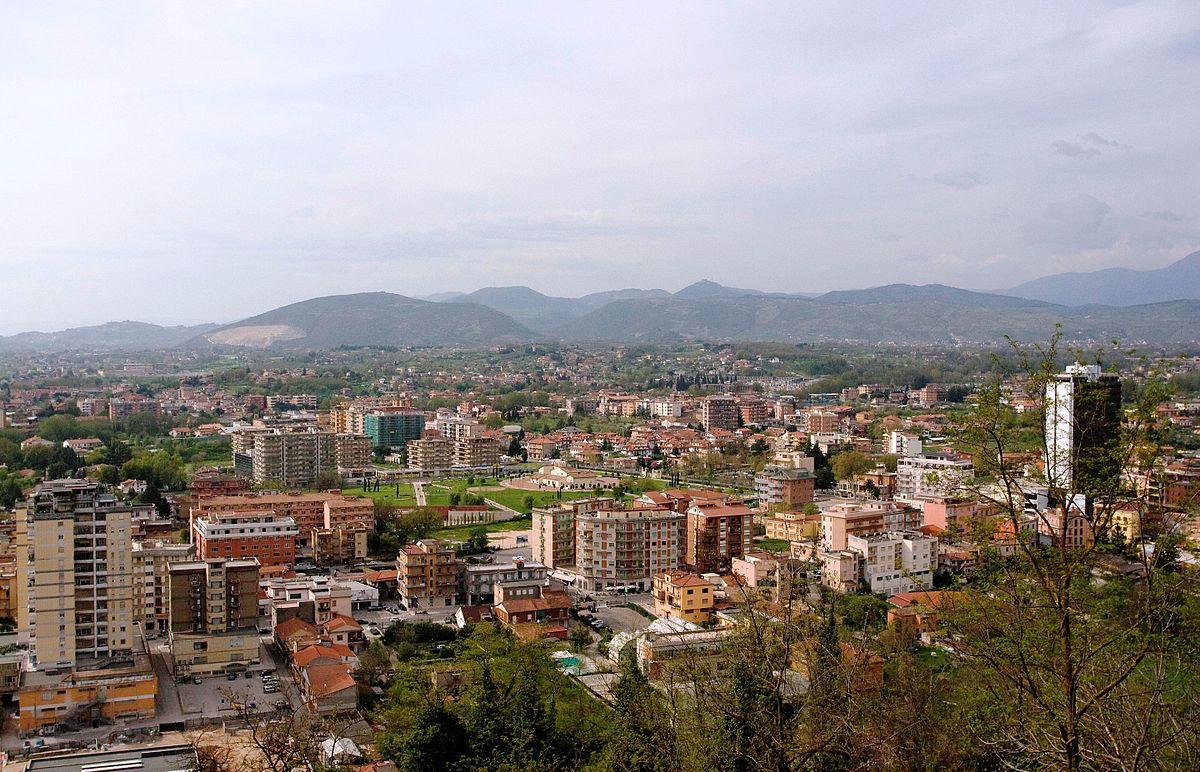 Frosinone wikivoyage guida turistica di viaggio for Mobili frosinone e provincia